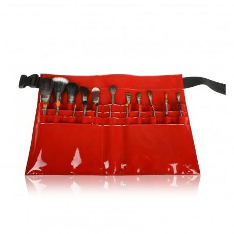 Чохол для пензликів червоний Brush Belt PS RED
