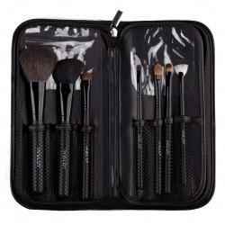 Набір перзликів для нанесення косметики Travel Brush Set (14 PCS)