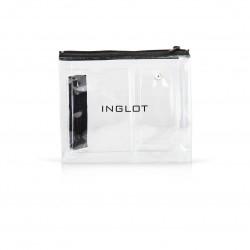 Сумка для косметики Transparent Cosmetic Bag Black (S)