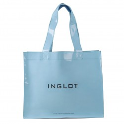 Сумка для покупок Pattented Shopping Bag Pastel Blue
