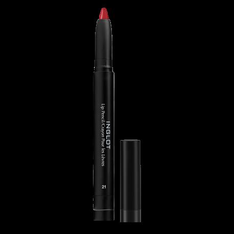 Помада для губ в олівці  AMC Lip Pencil Matte 21