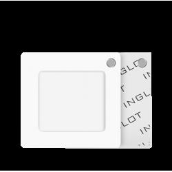 Футляр для косметики Freedom System Palette [1] White