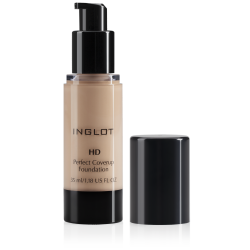 Тональний крем з сильними покриваючими властивостями HD PERFECT COVERUP FOUNDATION
