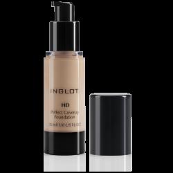 Тональный крем с сильными покрывающими способностями HD / INGLOT HD PERFECT COVERUP FOUNDATION