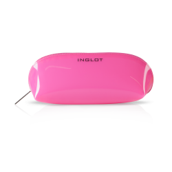 КОСМЕТИЧКА Cosmetic Bag Transparent Pink (R23674C)