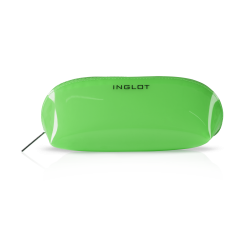 КОСМЕТИЧКА Cosmetic Bag Transparent Green (R23674E)