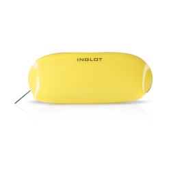 КОСМЕТИЧКА Cosmetic Bag Transparent Yellow (R23674D)