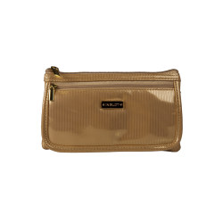 КОСМЕТИЧКА Cosmetic Bag Gold & Pink