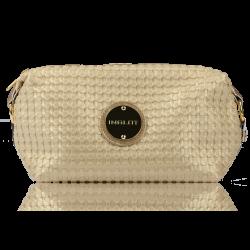 КОСМЕТИЧКА Cosmetic Bag Gold