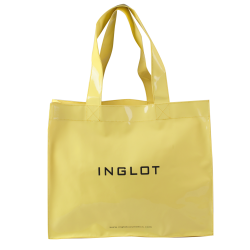 Сумка для покупок PATENTED SHOPPING BAG LIME